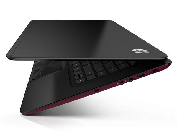 Hp Envy Ultrabook In Black And Red Slick Hp Laptop Ultrabook Laptop