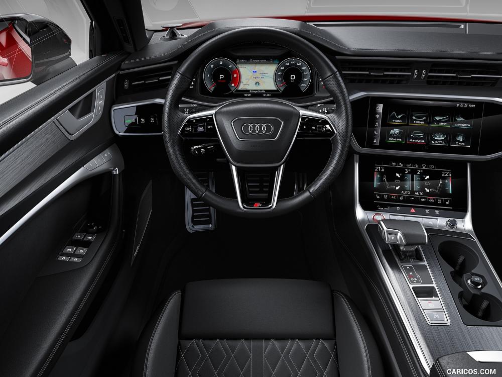 2020 Audi S6 Avant Tdi Audi S6 Audi Tdi
