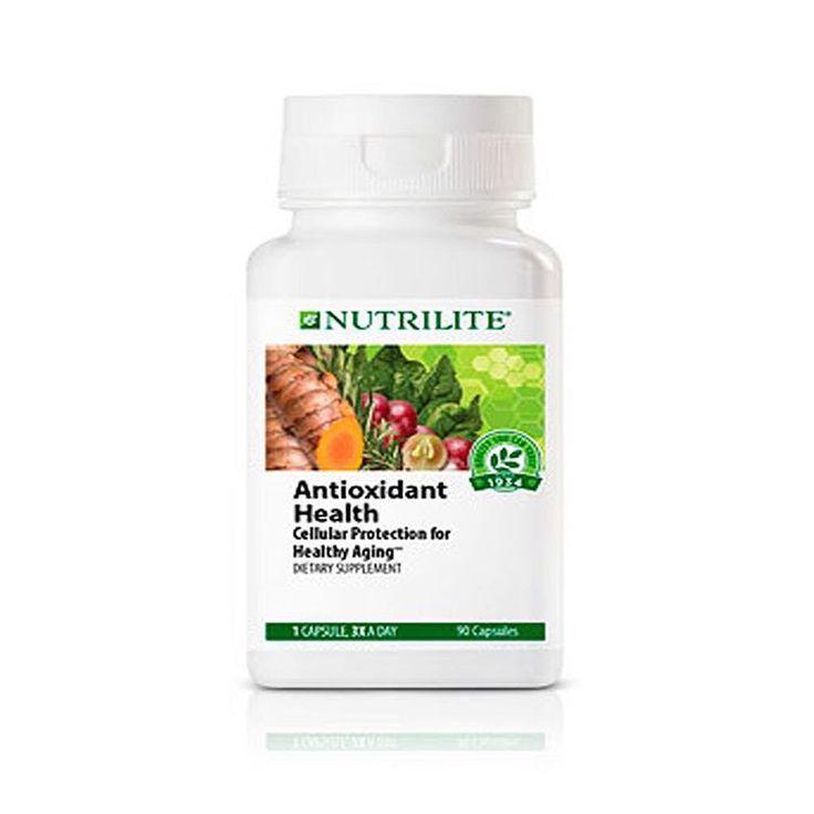 Nutrilite Antioxidant Health Nutrilite Productos Para La Salud Cuerpo Saludable