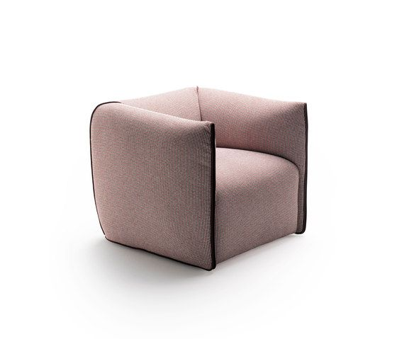 Armchairs Seating Mia MDF Italia Francesco Bettoni