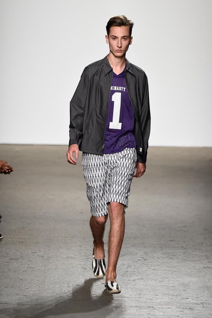Mark McNairy New Amsterdam Spring 2015 Menswear - Collection - Gallery - Look 1 - Style.com
