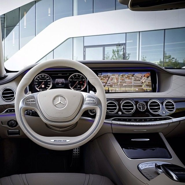 We Re Curious Between The S550 S Driver S Compartment We Showed
