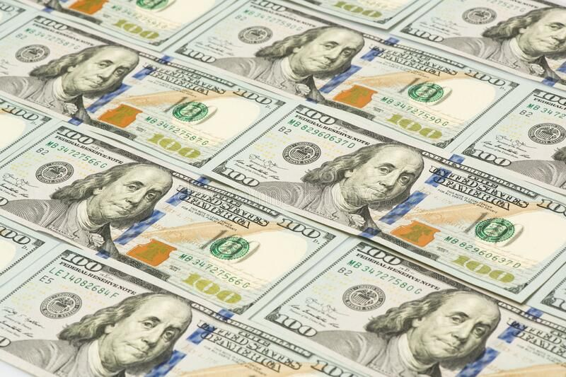 Many One Hundred Dollar Bill Pattern Background Of 100 Dollar Banknotes Sponsored Paid Sponsored Bill Banknotes In 2020 Dollar Banknote Dollar Bill Dollar