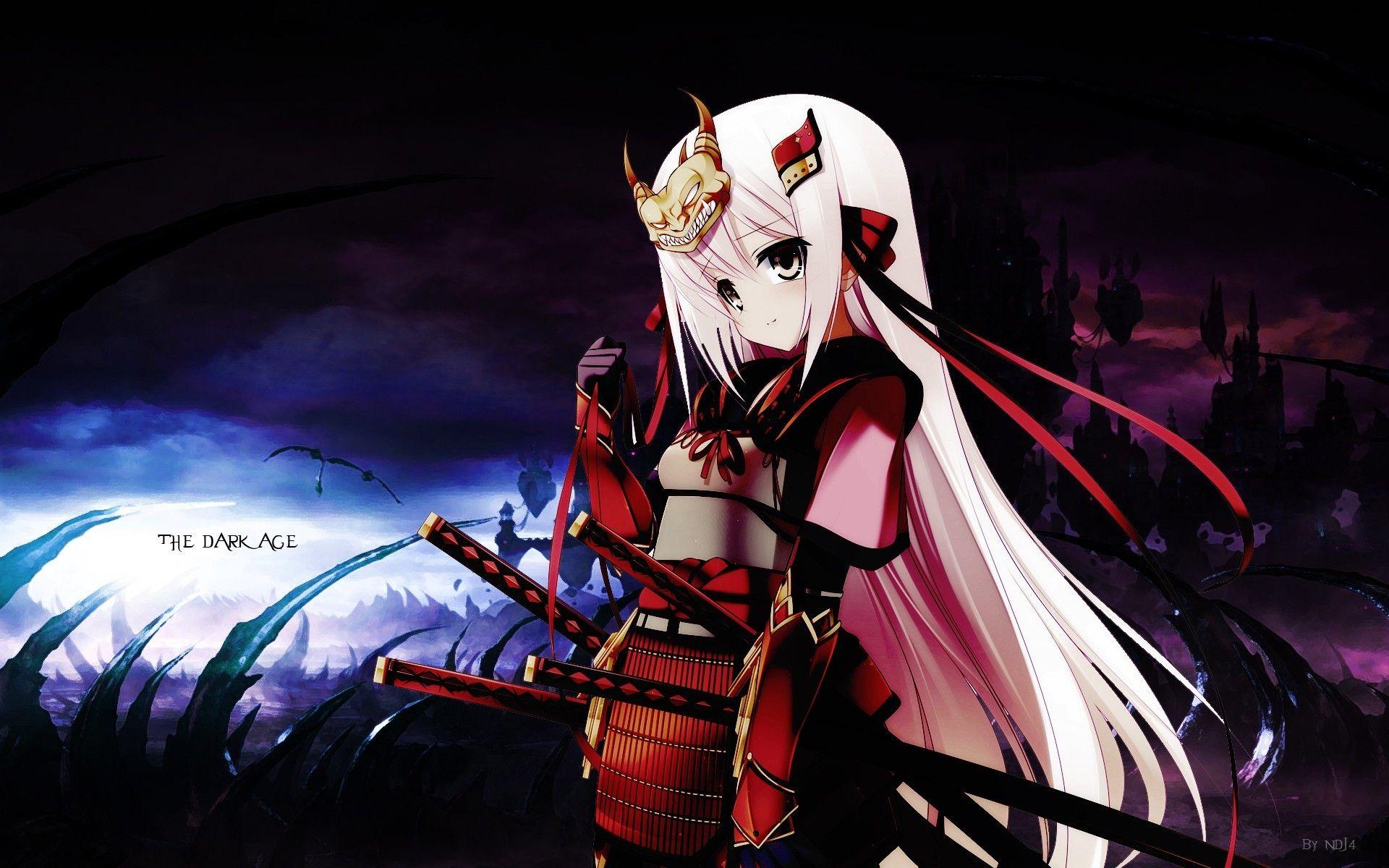 warrior neko girl wallpaper - photo #11