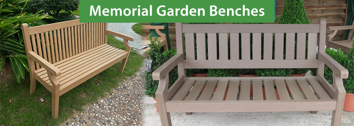 Design Memorial Benches for Gardens Memorial Benches Granite – Memorial Garden Bench