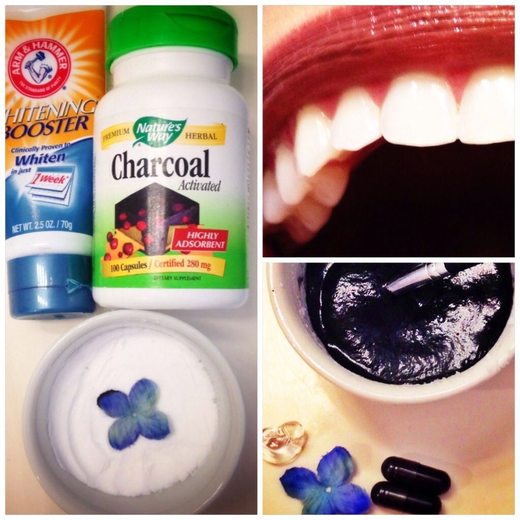 Black Magic Whitening Paste Baking Soda 2 Charcoal Tablets And