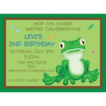 Free frog birthday invitations ideas download this invitation for free frog birthday invitations ideas download this invitation for free at httpswww filmwisefo
