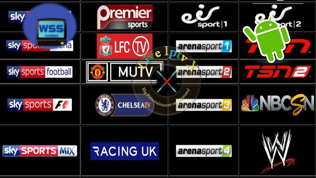 WORLD BEST SPORTS TV CHANNELS STREAM MOVIES INSTALL WSSv2