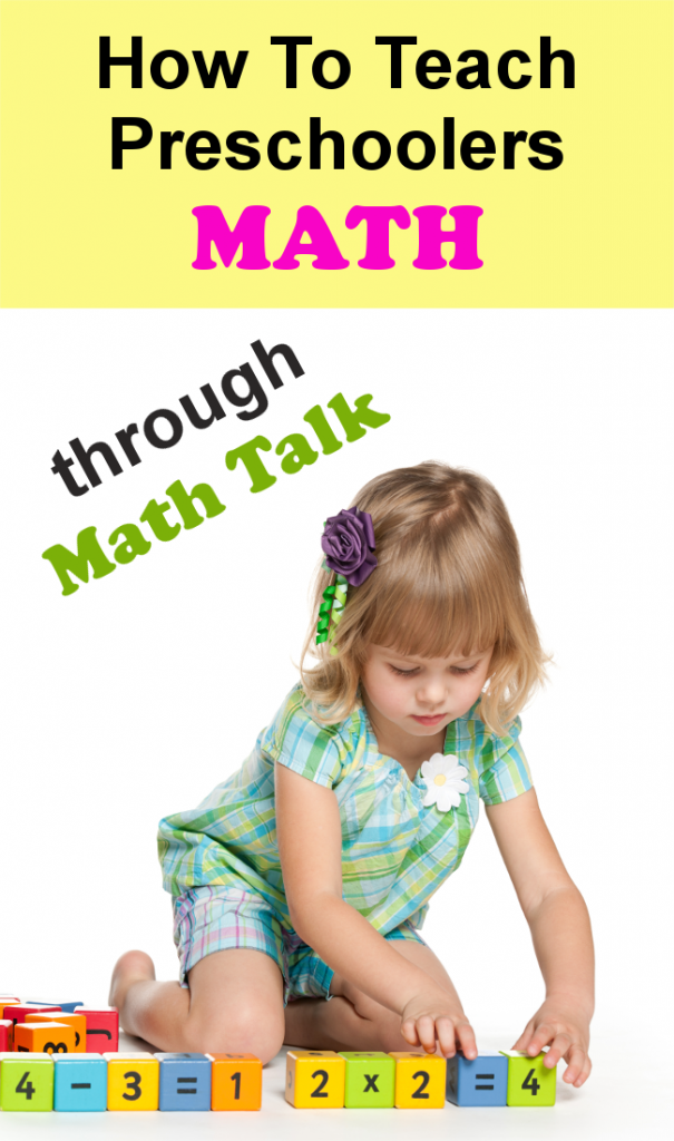 Math Concepts & Number Sense | Child Development | Kindergarten ...