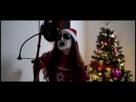 Mariah Carey All I Want For Christmas Is You Metal Cover By Alma Alizadeh In 2020 Christmas Memes Holiday Poster Christmas