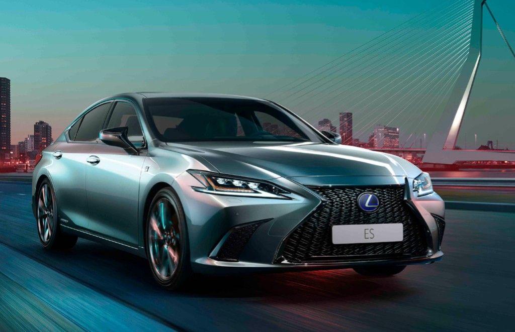 Lexus adds sporty hybrid to lineup , , https//www