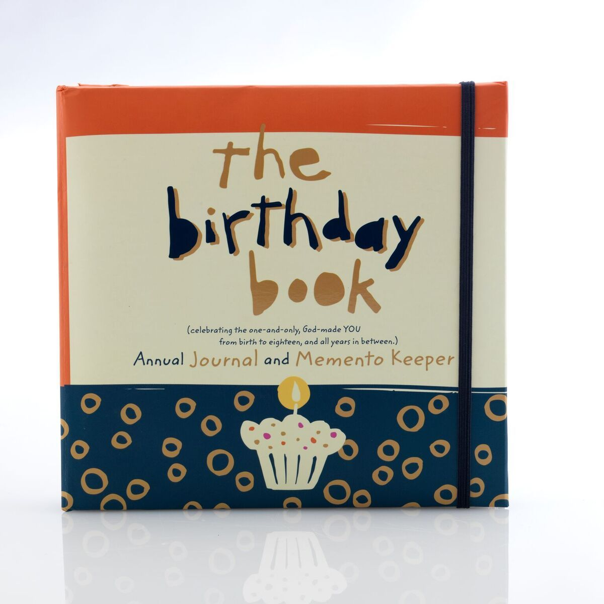 The Birthday Book Journal | $26. From Birth to 18 Years.