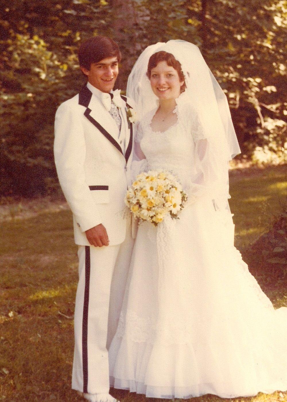 Our Wedding 1979 1000x1400