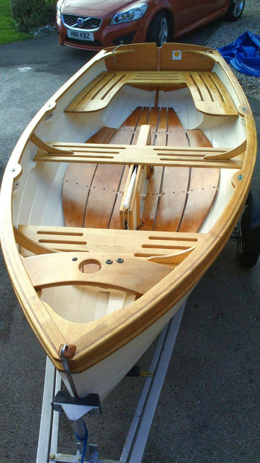 Oughtred design, the Guillemot - Google Search | WOODEN ...