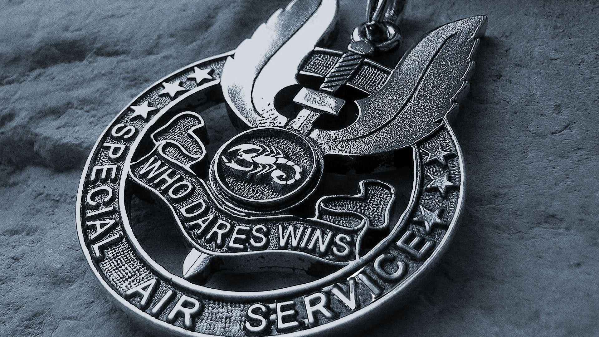 SAS badge | CrackBerry.com