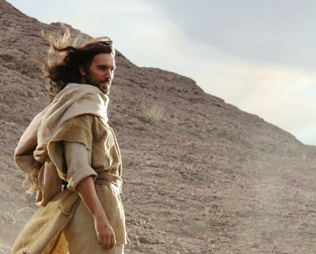 "Juan Pablo Di Pace portrays Jesus on NBC ""AD The Bible continues"" (Showing Easter Sunday April 5th, 2015 @ 9/8c)"