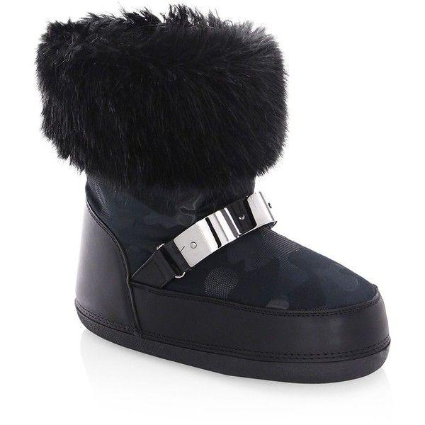 Official Sale Online Black Snow Boots Giuseppe Zanotti Extremely Online Discount Best Seller Cheap Sale 2018 New cZSmbc3S