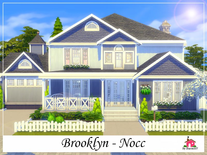 Brooklyn is  family home built on  lot found in tsr also rh co pinterest