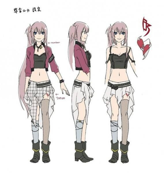 Anime Character Design Tutorial : Pin by na lu on visual pinterest anime character
