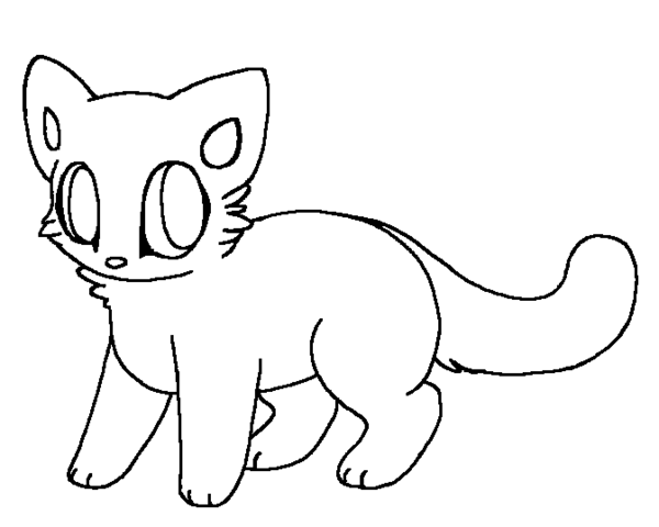 Image Result For Chibi Cat Base Ms Paint Stuff Friends Want To Draw