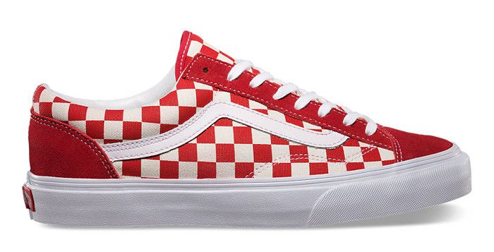 "77c070c7bc5 Vans Style 36 Golden Coast ""Red Checkers"""