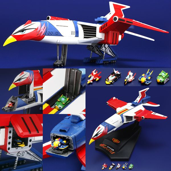 Gatchman - Nija Science Patrol Aka Battle of the Planets In my collection!