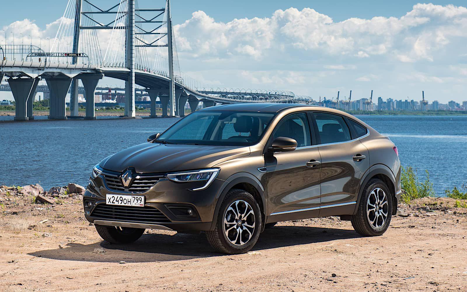 Todo Listo Para El Arribo Del Renault Arkana A Europa Fotos De