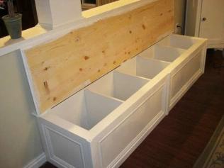 Ikea hack: estantería Kallax