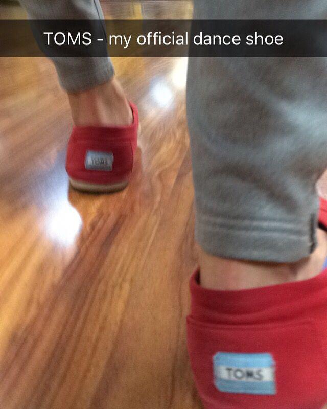 52626b89790 TOMS - my official dance shoe Dance Shoes