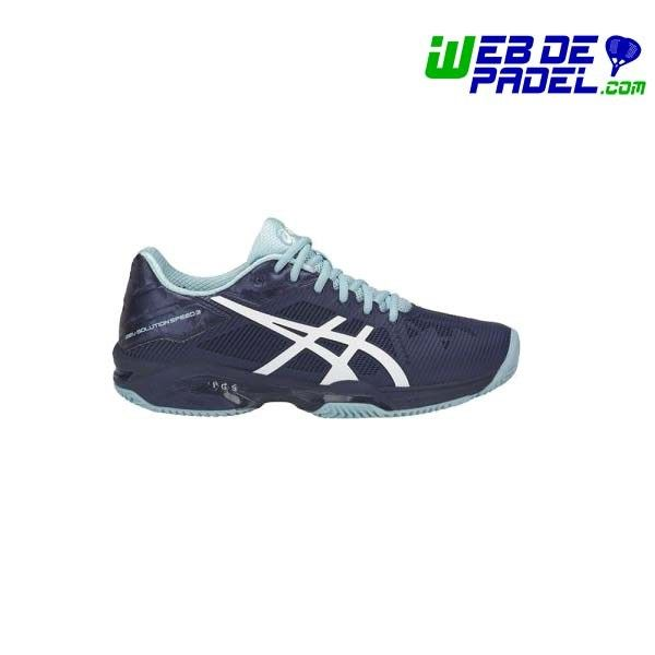 ASICS GEL SOLUTION SPEED 3 GS C606Y 0990 Chaussures asics
