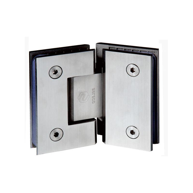 Stainless Steel 135 Degree Glass Shower Hinge Si B202 Glass Shower Glass Shower Door Hinge Glass Shower Doors