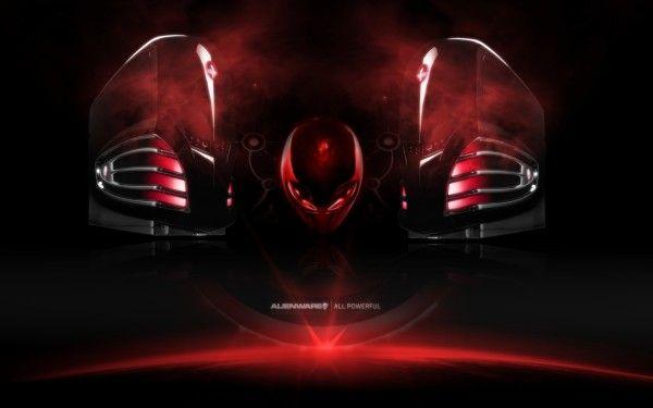 Red Alienware Wallpapers Alienware Desktop Alienware Wallpaper