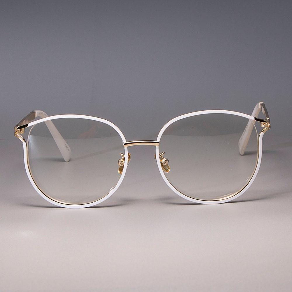 Photo of Ladies Cat Eye Glasses Frames For Women Metal frame Optical Fashion Eyewear Computer Glasses 45257