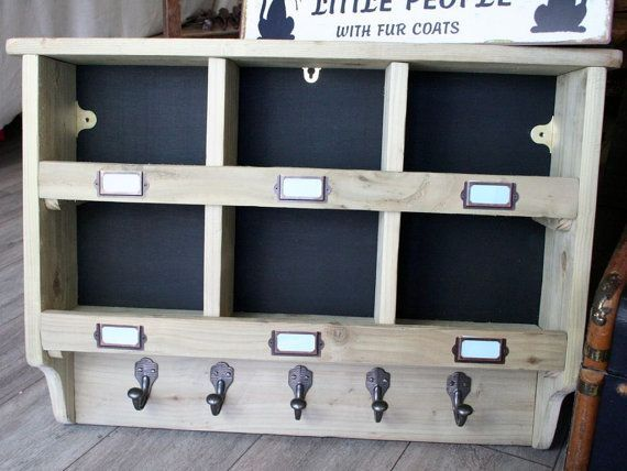 Storage Cubbies Above Hooks Google Search