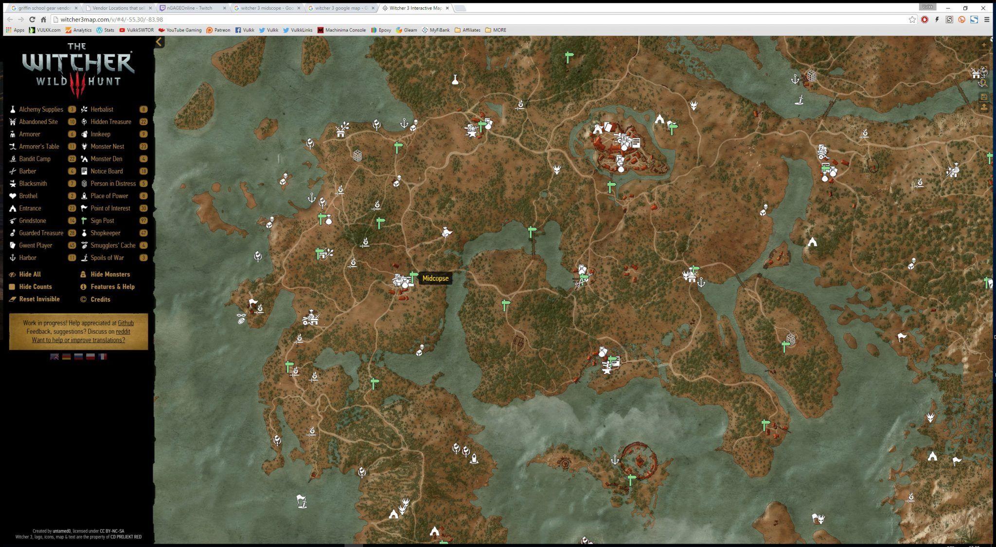 Legendary Griffin Set Guide Witcher 3 Griffin Witcher 3 Wild Hunt Wild Hunt