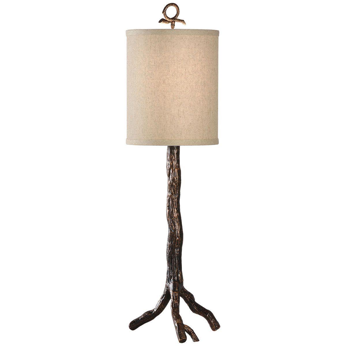 Wildwood Cast Aluminum Oakley Lamp