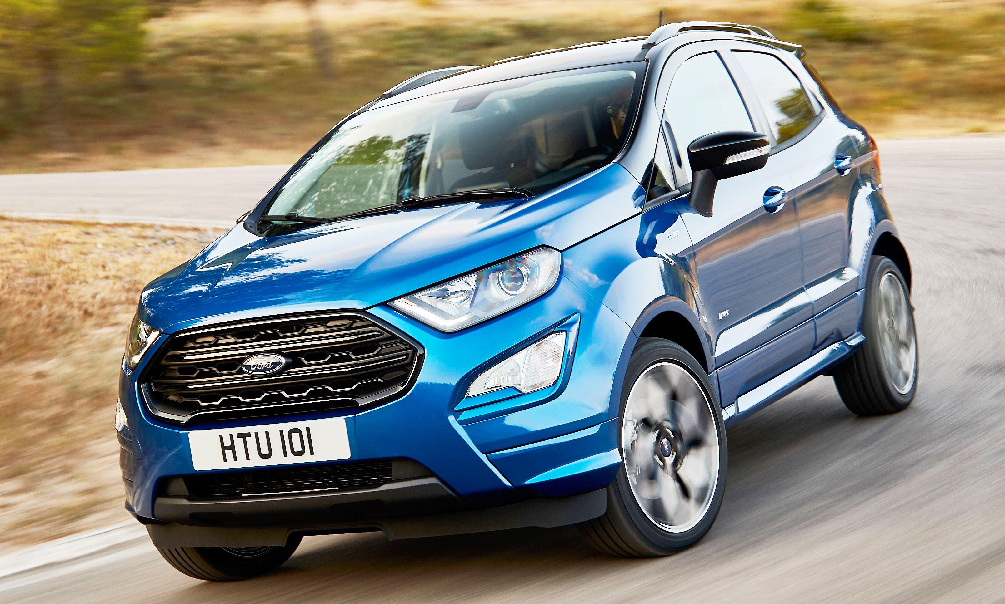 Ford Ecosport Facelift 2017 Preis Motoren Autozeitung De Ford Ecosport Neue Autos Ford