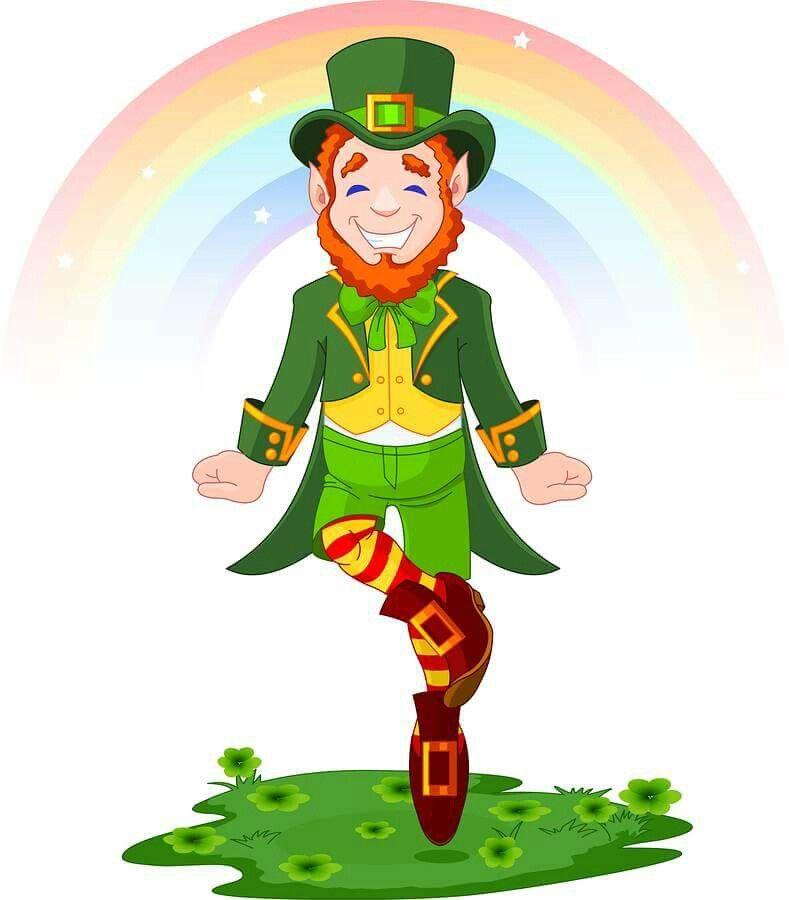 Dancing Leprechaun   St. Patrick\'s Day   Pinterest   Graduación