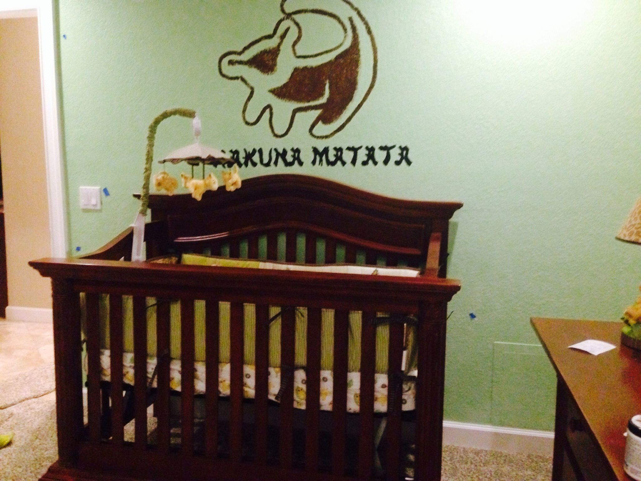 Baby Room Lion King Love It Oh Baby Pinterest Beautiful