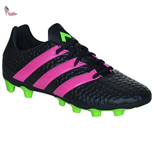 adidas x 16.4FXG Chaussures de Football pour Homme, Vert–(Versol/negbas/verbas) 411/3