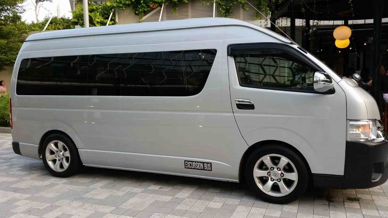 Long Term 13 Seater Minibus Hire Low Cost Payment With Images