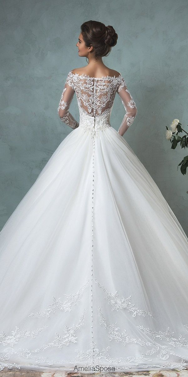 goodliness wedding dresses 2016 lace ballgown princesses strapless ...