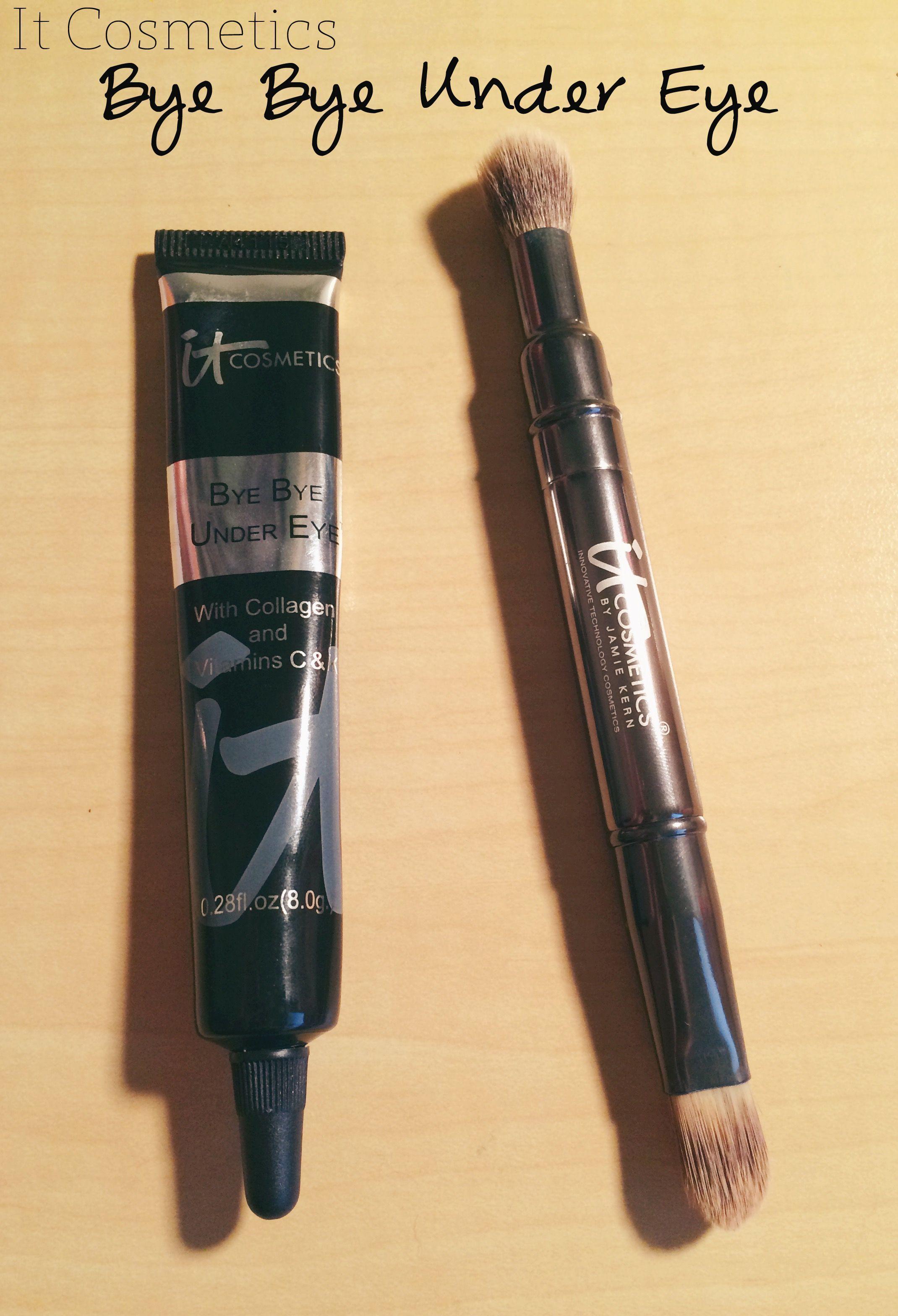 It Cosmetics Bye Bye Undereye & Dual Airbrush Concealer