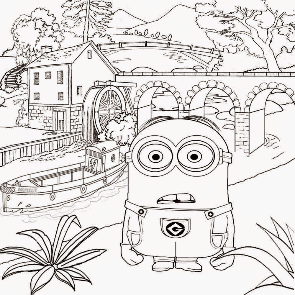 Coloring Pages For Older Kids