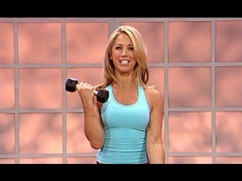 Denise Austin: Abs & Upper Body Workout is an intense ...
