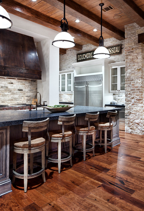 Stunning Rustic Stone House With A Modern Touch Idesignarch