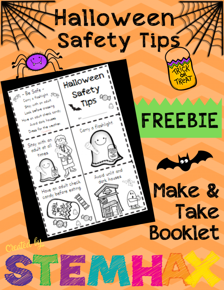 Halloween Safety Helper Halloween Safety Tips Halloween Safety