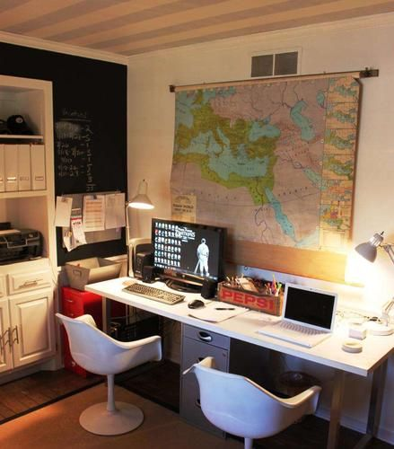 Pin By Lori Todd On Work Place Inspiration Home Office Design Home Office Colors Small Home Office