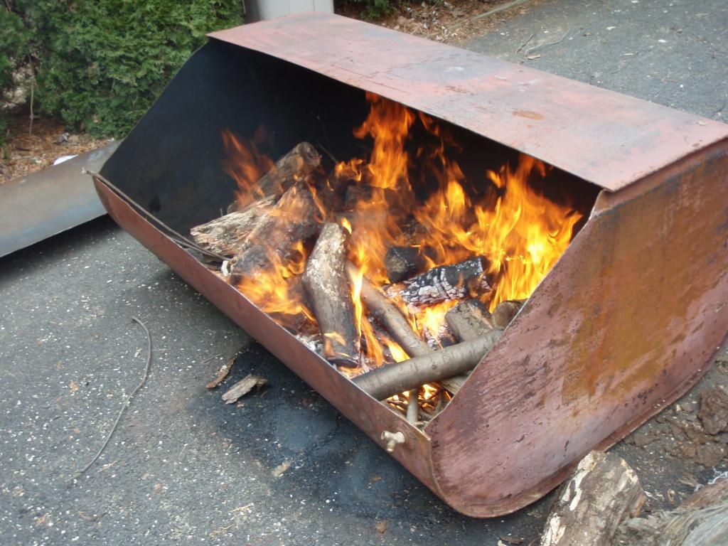repurposed oil tank into a fire pit p1010039 jpg take it