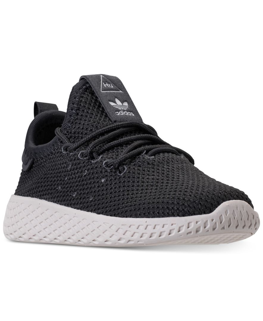 3f03052cfab48 adidas Toddler Boys  Originals Pharrell Williams Tennis Hu Casual Sneakers  from Finish Line